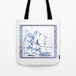 Satisfied Tote Bag