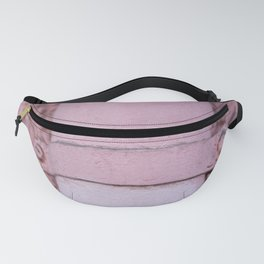 piping pink Fanny Pack