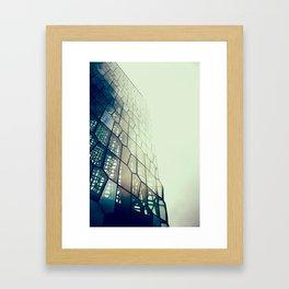 Harpa Framed Art Print