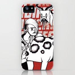 U&I iPhone Case
