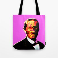 chuck Tote Bags featuring - chuck - by Digital Fresto