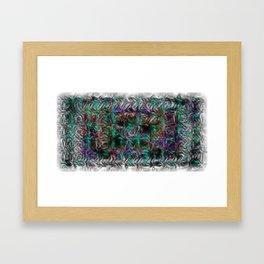 Bedlam 03 24 Framed Art Print