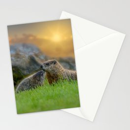 Love and Kisses Stationery Cards