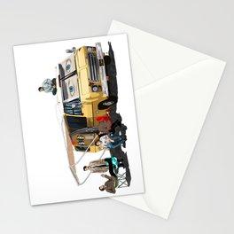 GISHBUS 2.0 Stationery Cards