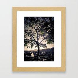 Cheung Chau Island Framed Art Print
