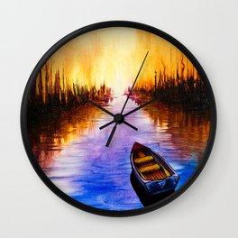 Anywhere Wall Clock