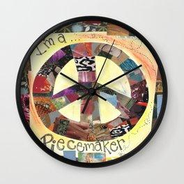 Piecemaker Wall Clock