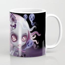 Ghostly Luna Coffee Mug