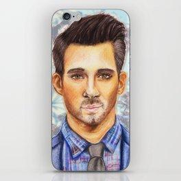 JAMES iPhone Skin