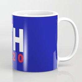 """B""""H Biden Harris 2020 LOGO JKO Coffee Mug"""