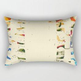 Epitaph for Moebius Rectangular Pillow