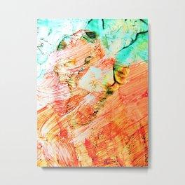 Windswept Metal Print