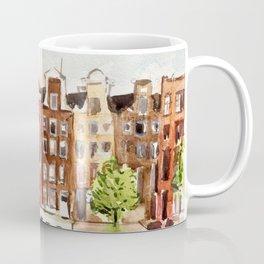 Amsterdam Dutch Buildings Netherlands Coffee Mug