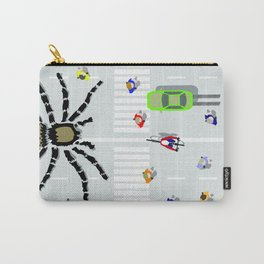 World's Largest Spider Carry-All Pouch