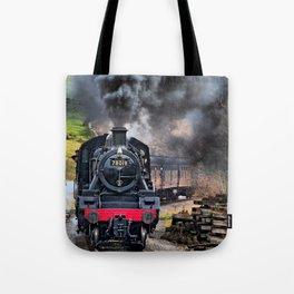 78019 Steam Train Tote Bag