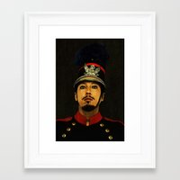 soldier Framed Art Prints featuring Soldier by Jessica Beebe - Photography