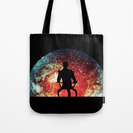 Illusive man ( Mass Effect ) Tote Bag