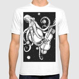 Cosmic Octopus T-shirt