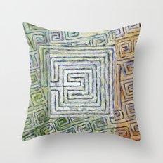 Síocháin (Peace) Throw Pillow
