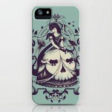 Mrs. Death iPhone (5, 5s) Slim Case
