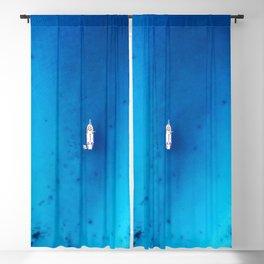 Deep Blue Sea Blackout Curtain