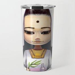 Kwan Yin  Travel Mug