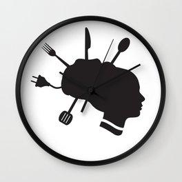 Universal Woman Wall Clock