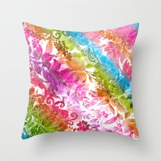 Verdance Throw Pillow