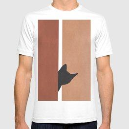 Peeking In T-shirt