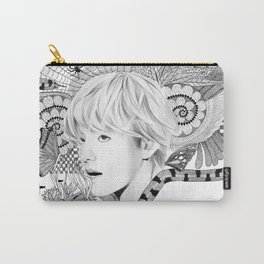 BTS Taehyung V maze Carry-All Pouch