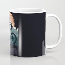 Fox Girl Biker Coffee Mug