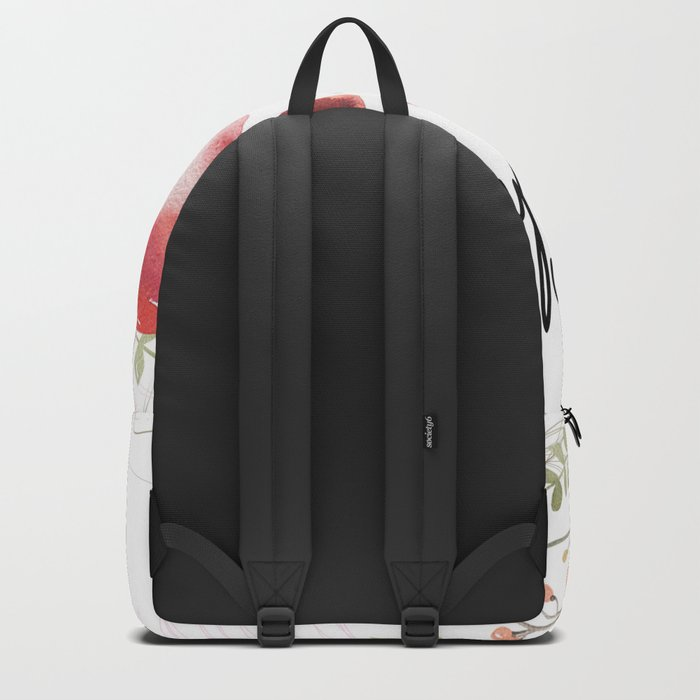 Flowers bouquet #29 Backpack