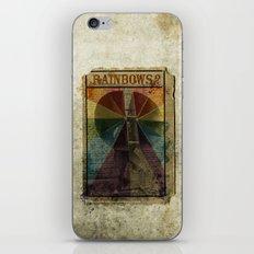 Rainbows ? iPhone & iPod Skin
