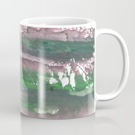 Purple green cloud Coffee Mug