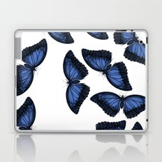 Butterfly Pattern Laptop & iPad Skin