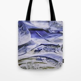 Melting Glacier Tote Bag