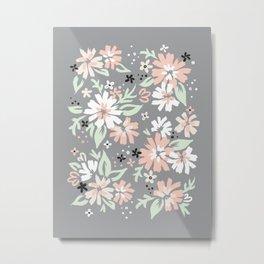 Bloomers Metal Print
