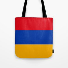 Flag Of Armenia Tote Bag