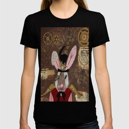 The Honorable S. Punk Bunny T-shirt