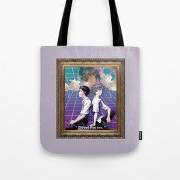 VAPORWAVE KawoShin Tote Bag