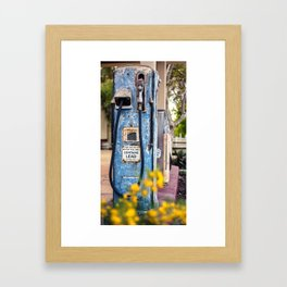 Contains Lead Framed Art Print