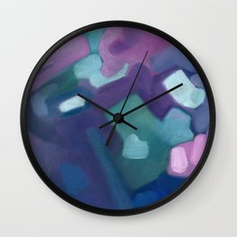 Future Flying Wall Clock