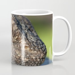 Bearded Dragon watching you Coffee Mug