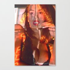 Lauren Alexandra No. 1 Canvas Print