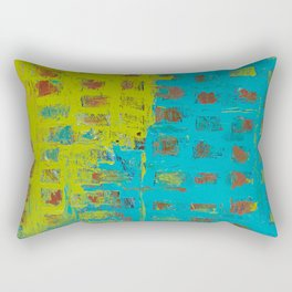 The windows Rectangular Pillow