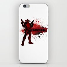 Bloody Mess iPhone & iPod Skin