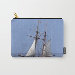 Tall ship Sailing the mighty Saint-Lawrence Carry-All Pouch