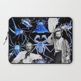Haeckel's Cure for Arachnophobia Laptop Sleeve
