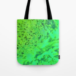 Harmless surface of the swamp ... Tote Bag