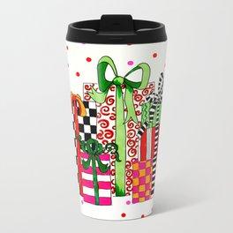 Presents! Metal Travel Mug